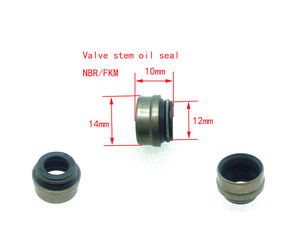 Valve stem oil seal OEM  auto spare parts