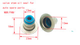 Valve oil seal for auto spare parts